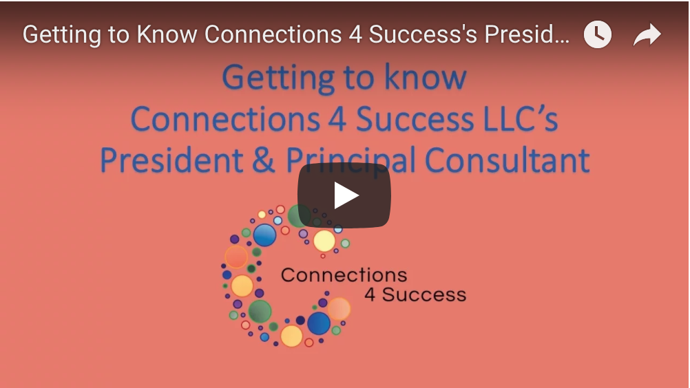 Getting To Know Connections 4 Success